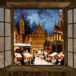 Volop gezelligheid op kerstmarkt Beilen mét aanbiedingen van Weber Mannenmode