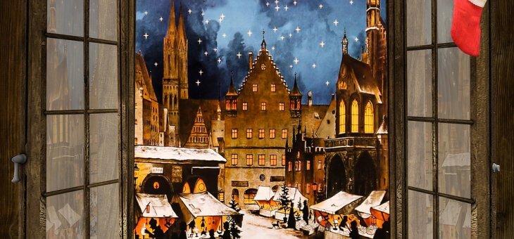 Weber Mannenmode op kerstmarkt Beilen