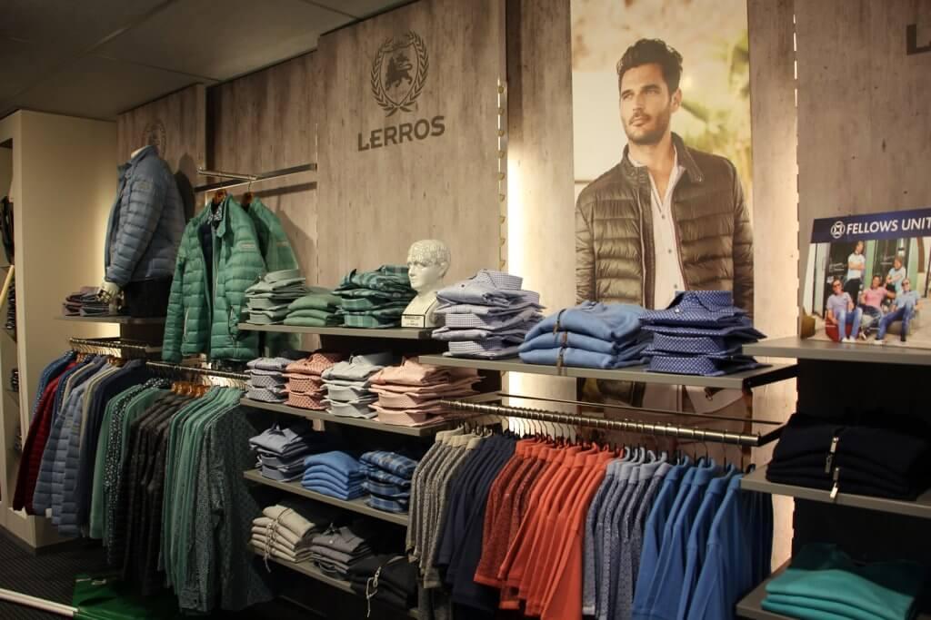 Voorjaarscollectie Lerros