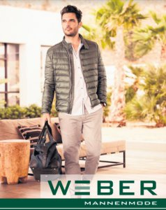Wil je miljonair worden kom dan winkelen bij Weber Mannenmode