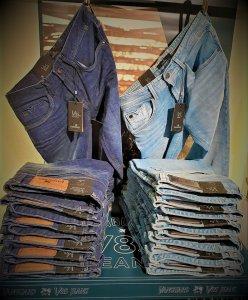 VanGuard Jeans actie